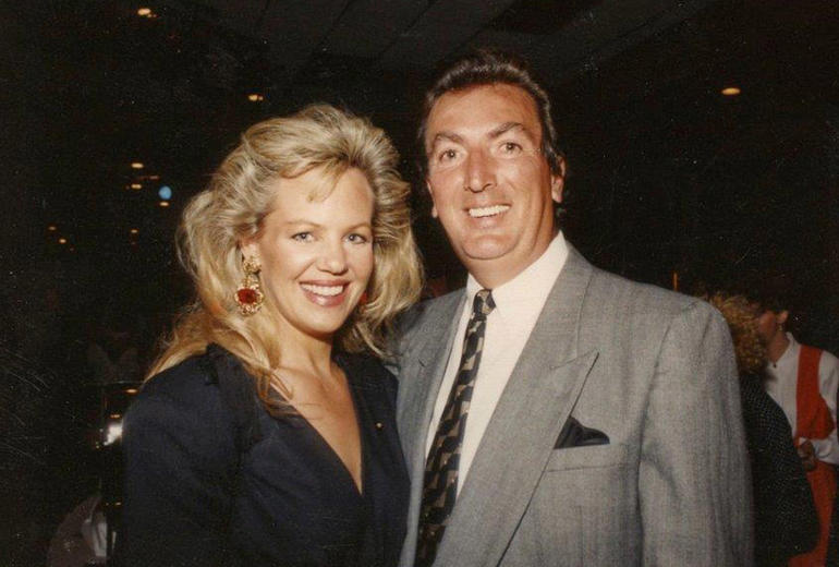 Pam Phillips and Gary Triano