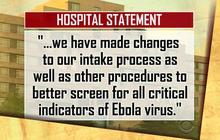 Reviewing Dallas hospital's controversial Ebola decision