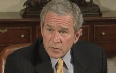The NY Times' ice breaker with President Bush