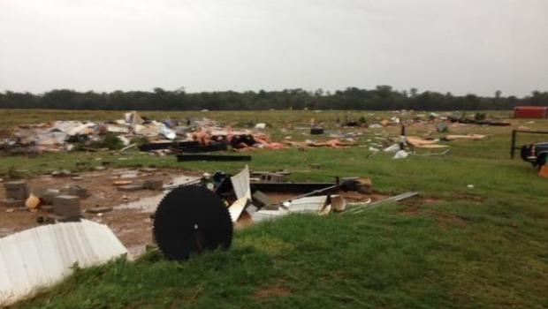 Powerful Deadly Storm System Sweeps Across Midwest Cbs News