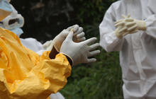 CDC ramps up Ebola training for health care workers