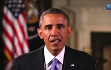 "Obama warns against Ebola ""hysteria"""