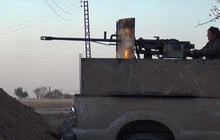 Syrian Kurds fight ISIS on their own