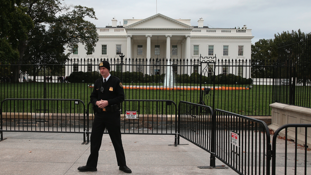 First White House Fence Jumper Latest White House Fence