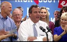 Christie defends Ebola quarantine