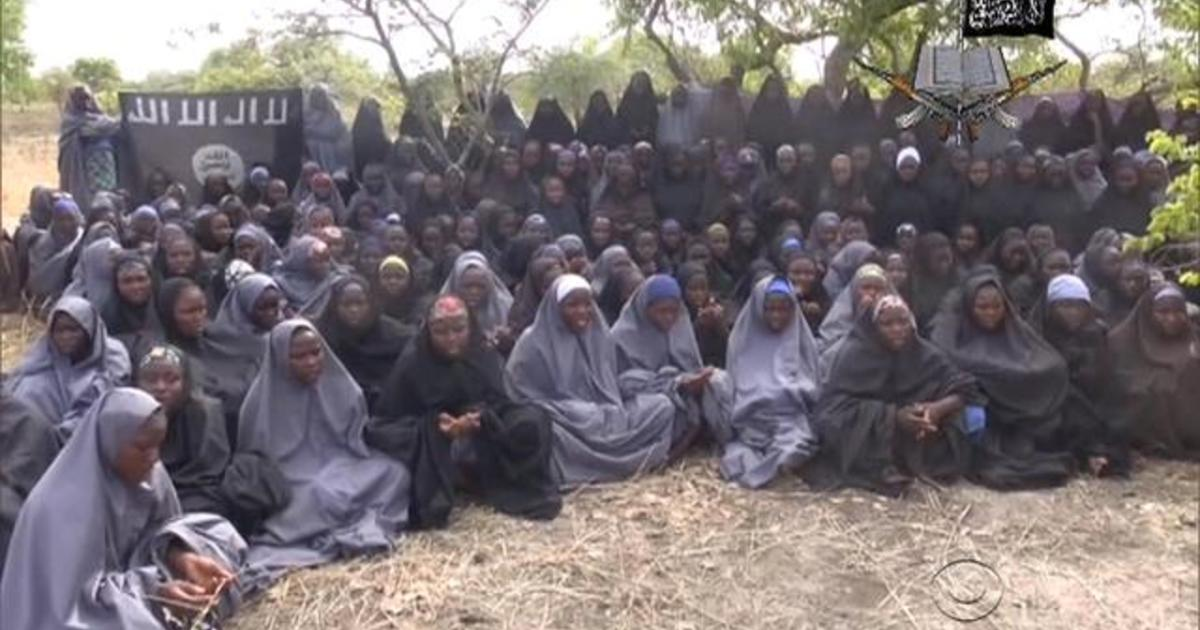 First of kidnapped Nigerian schoolgirls found alive