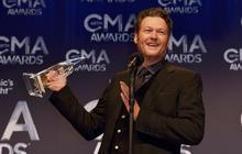CMA Awards 2014 press room