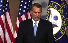 """John Boehner: If Obama acts on immigration, he'll """"poison the well"""""""