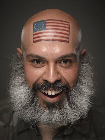 World Beard Amp Moustache Championships Masters Of