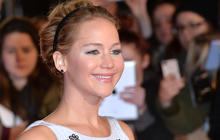 """The Hunger Games: Mockingjay - Part 1"" takes flight in London"