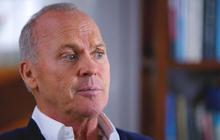 "Michael Keaton returns to spotlight in ""Birdman"""