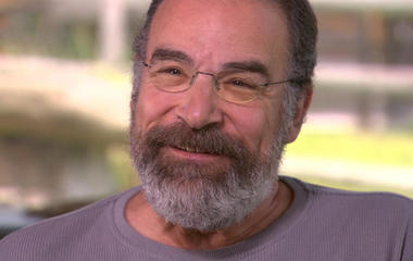 Mandy Patinkin learns from the parts he plays