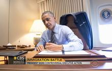Obama signs controversial executive action on immigration