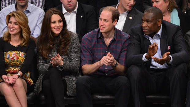 how did kate and william meet
