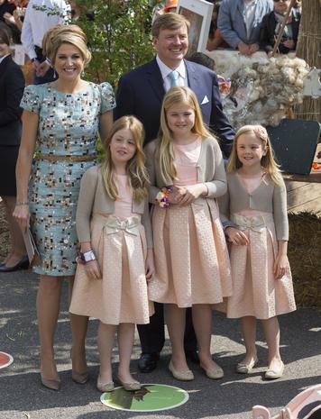 The littlest royals