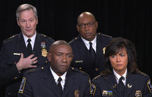 Police chiefs on race relations