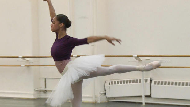 Misty Copeland: The African American Ballerina - Magazine cover