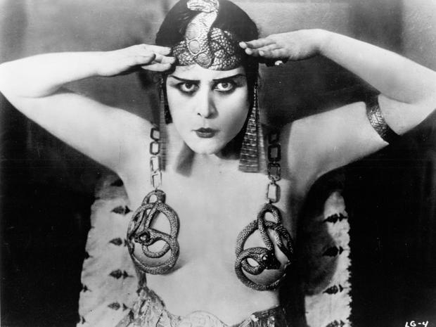 Quot Cleopatra Quot Lost Films Pictures Cbs News