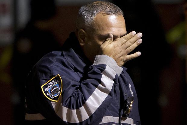 纽约市警察局军官拍场景,2.JPG