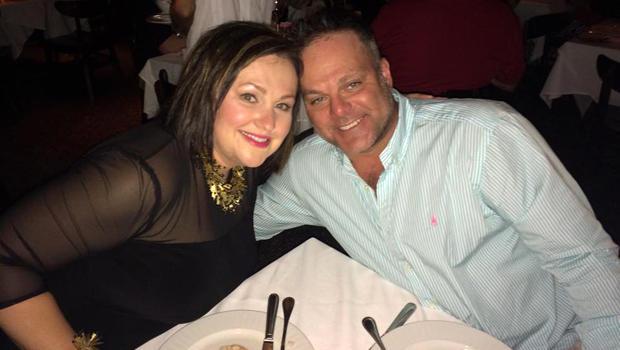 Kimberly Gutzler和Marty Gutzler被看作是一张未注明日期的照片。