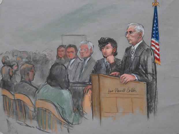 tsarnaev陪审团选择