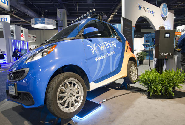 Photos of the latest tech at 2015 CES
