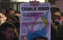 Charlie Hebdo's long pursuit of free expression
