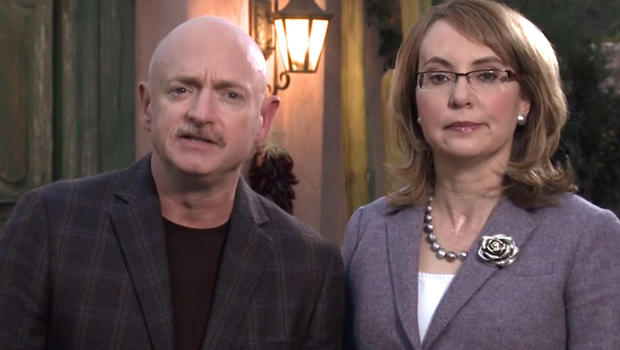 Obama meets with former Rep. Gabby Giffords on 4th ...