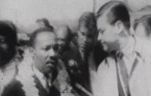 Talking about 'Selma' with someone who was there with Martin Luther King