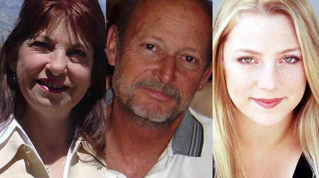 Vicki Friedli,Jon Hayward和Becky Friedli