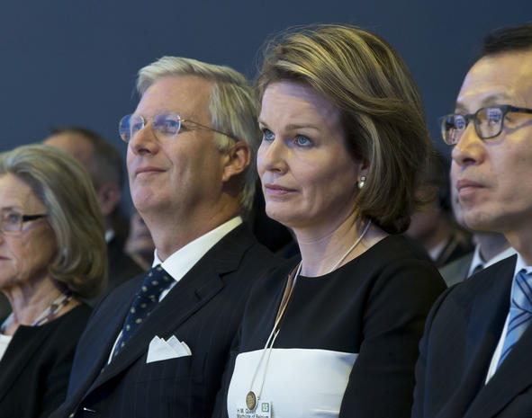 The faces of Davos
