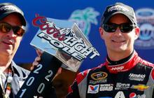 Jeff Gordon hanging it up as full-time NASCAR driver
