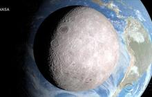See what the dark side of the moon looks like