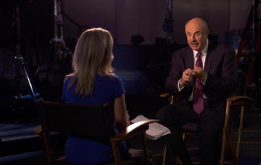 "Dr. Phil on Mark Castellano: ""The interview's a lie"""