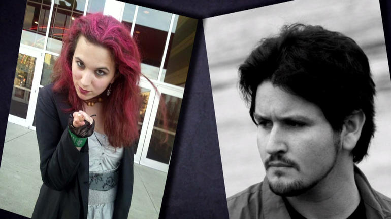 Kat McDonough and Seth Mazzaglia