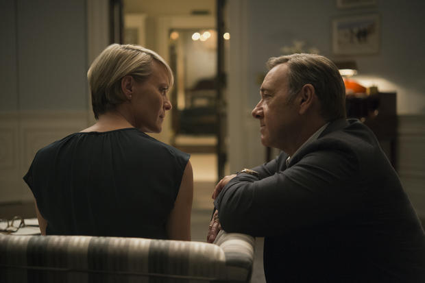 """House of Cards"" most shocking moments"