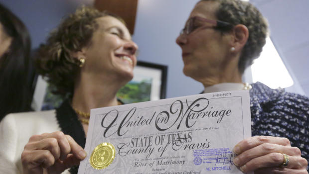 Federal Marriage Benefits Available to Same-Sex