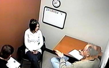 "Melissa Calusinski interrogation: ""I did not do anything"""