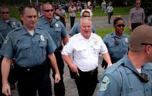 Ferguson police routinely discriminated against blacks, DOJ says