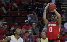 Brackets busted: OSU upsets VCU in NCAA tournament