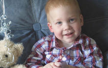 Toddler's amazing recovery after 101 minutes of CPR