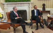 Obama reassesses U.S.-Israeli relations