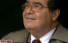 Justice Scalia on 60 Minutes, part 2