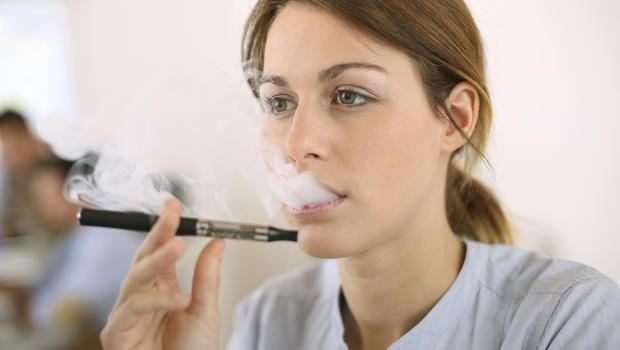 Easy vape electronic cigarette