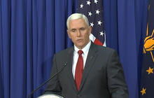 "Indiana Gov. Mike Pence asks for ""fix"" to religious freedom bill"