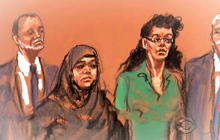 Two ISIS-inspired, NYC women accused of domestic bomb plot