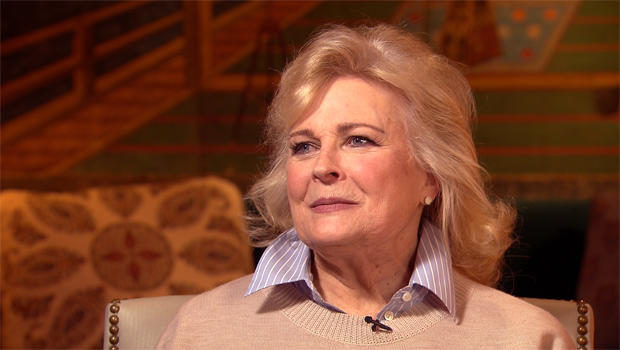 Candice Bergen interview