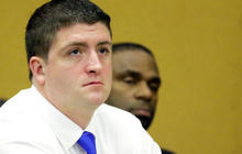 Officer on trial for deadly high-speed chase