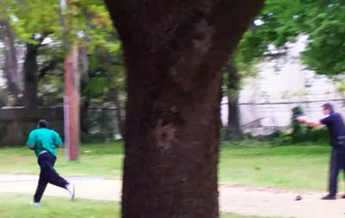 South Carolina shooting video is telling evidence in cop's murder charge