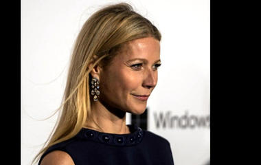 Gwyneth Paltrow criticized for accepting food stamps challenge